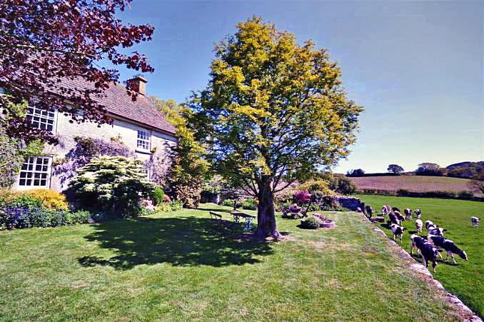 Click here for more about a romantic holiday at Neadon Cottage